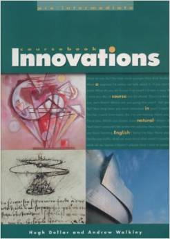 Innovations Pre-Intermediate Student's book