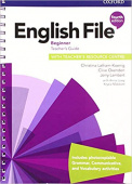 English File Fourth Edition Beginner Teacher's Guide with Teacher's Resource Centre