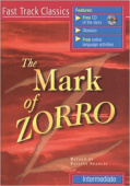 Fast Track Intermediate: The Mark Of Zorro + CD