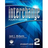 Interchange Fourth Edition 2 Student's Book with Self-study DVD-ROM