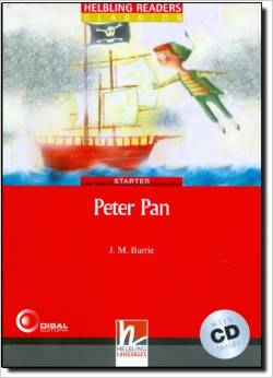 Red Series Classics Level 1: Peter Pan + CD