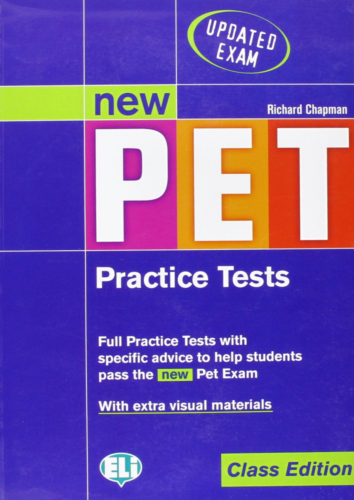 PET Practice Tests with Keys + Audio Cds (2)