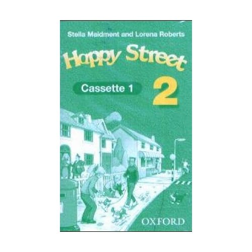 Happy Street 2 Cassettes (2)
