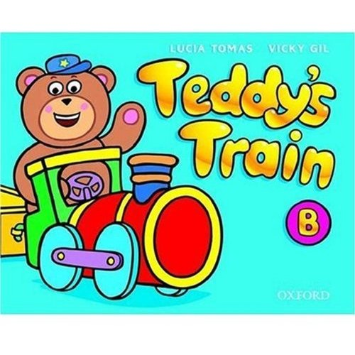 Teddy's Train Activity Book B