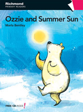 Primary Readers Level 3 Ozzie and the Summer Sun