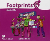 Footprints 5 Audio CD
