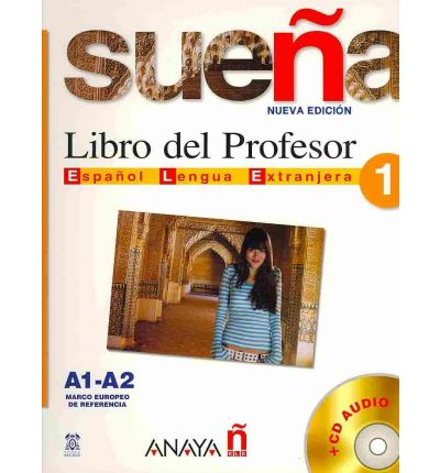 Suena 1. Libro del Profesor + 2 CD Audio