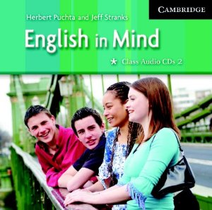 English in Mind 2 Class Audio CDs (2)