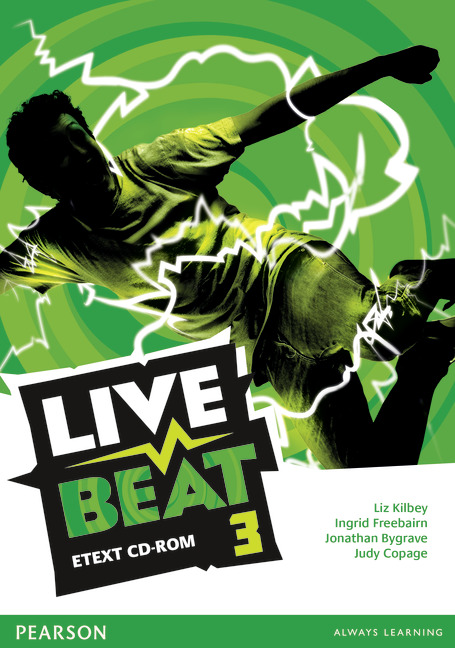 Live Beat 3 eText CD-ROM