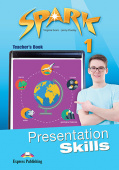 Spark 1 (Monstertrackers) Presentation Skills Teacher's Book