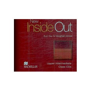 New Inside Out Upper-Intermediate Class Audio CDs (Лицензия)
