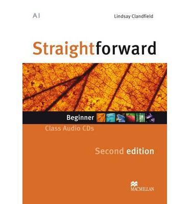 Straightforward (Second Edition) Beginner Class Audio CDs