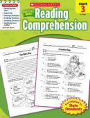 Scholastic Success with Reading Comprehension, Grades 3