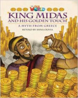 Our World Readers Level 6: King Midas