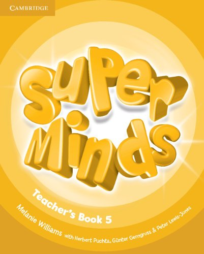 Super Minds Level 5 Teacher's Book