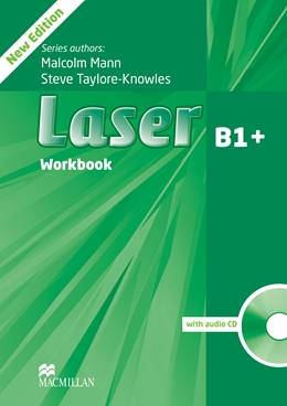 Laser Third Edition B1+ Workbook without Key and CD Pack