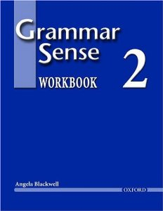 Grammar Sense 2 Workbook