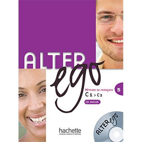 Alter Ego 5 - Livre de l'eleve + CD audio classe (MP3)