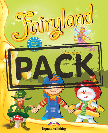 Fairyland Starter Teacher's Book with Posters