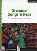 Helbling Photocopiable Resources: Grammar Songs and Raps Teacher's Book with Audio CDs (2)