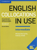 English Collocations in Use (2nd Edition) Intermediate Book with answers