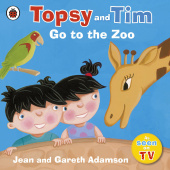 Ladybird: Topsy and Tim: Go to the Zoo (PB)