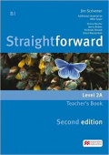 Straightforward (Second Edition) split 2 Teacher's Book Pack A