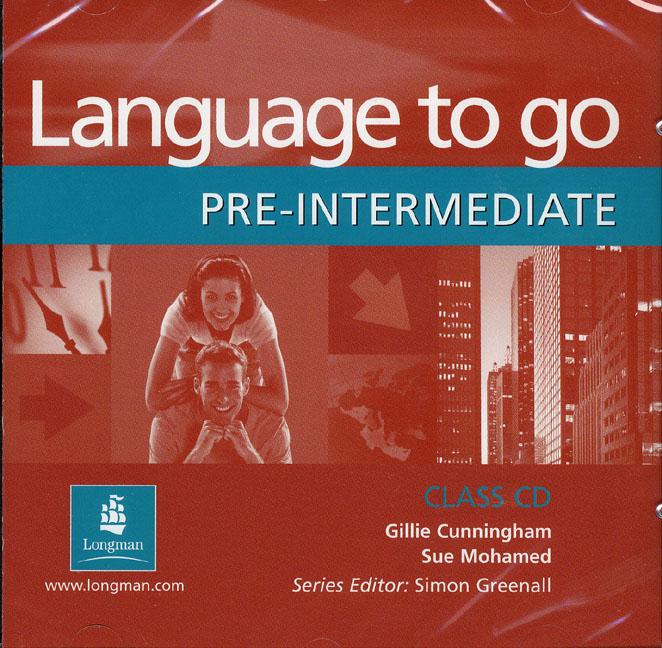 Language to go Pre-intermediate Class CD (Лицензия)