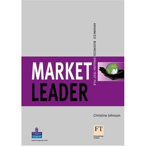 New Market Leader Advanced Test File