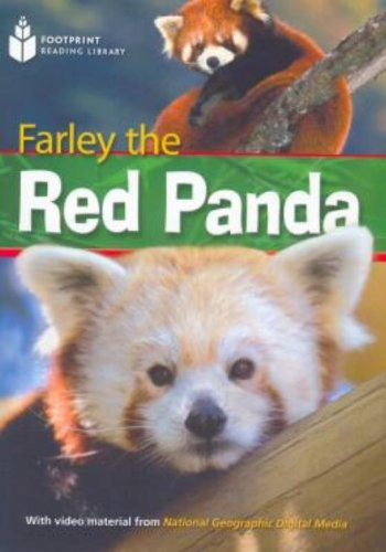 Fotoprint Reading Library A2 Farley the Red Panda
