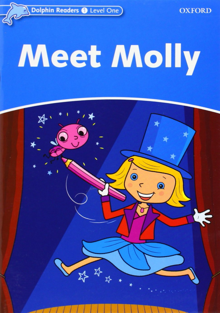 Dolphin Readers 1 Meet Molly