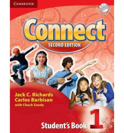Connect Second Edition: 1 Student's Book with Self-study Audio CD