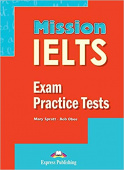 Mission IELTS 2 Exam Practice Tests (With Digibooks App)