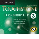 Touchstone Second Edition 3 Class Audio CDs (4)