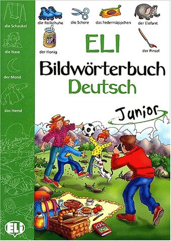 ELI Bildworterbuch Deutsch Junior - Buch