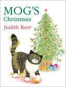 Kerr Judith. Mog's Christmas  (board book)