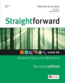 Straightforward (Second Edition) split 4 Teacher's Book Pack A