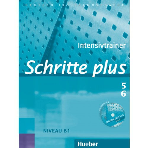 Schritte plus 5+6 Intensivtrainer mit Audio-CD