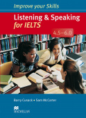 Improve Your Skills: Listening & Speaking for IELTS 4.5-6.0 Student's Book without key Pack
