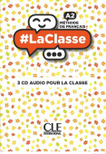#LaClasse A2 - 3 CD audio collectif