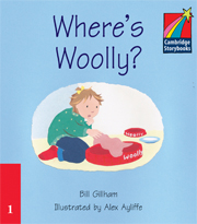 Cambridge Storybooks Level 1 Where's Woolly?