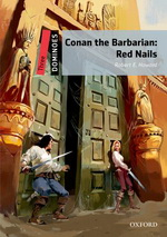 Dominoes 3 Conan the Barbarian: Red Nails Pack