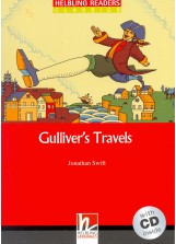 Red Series Classics Level 3: Gulliver's Travels + CD