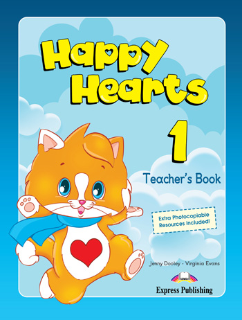 Happy Hearts 1 Teacher's Book