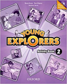 Young Explorers 2: Activity Book with Online Practice
