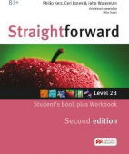 Straightforward (Second Edition) split 2 Student's Book Pack B