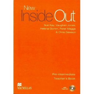 New Inside Out Pre-intermediate Teacher's Book and Test CD