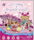 Whos Hiding in Princess World