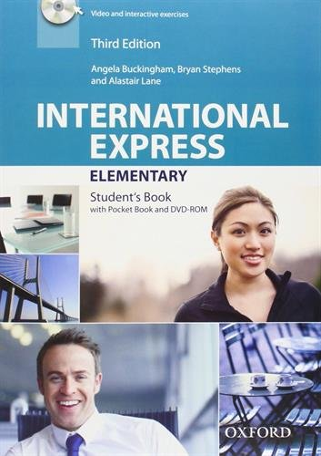 International Express Third Edition Elementary Student's Book with Pocket Book and DVD-ROM