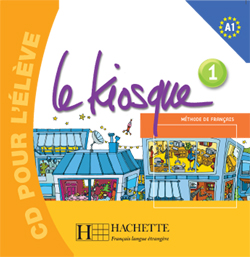 Le Kiosque 1 CD audio eleve (Лицензия)